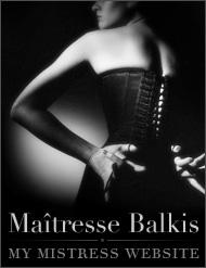 Maîtresse Balkis